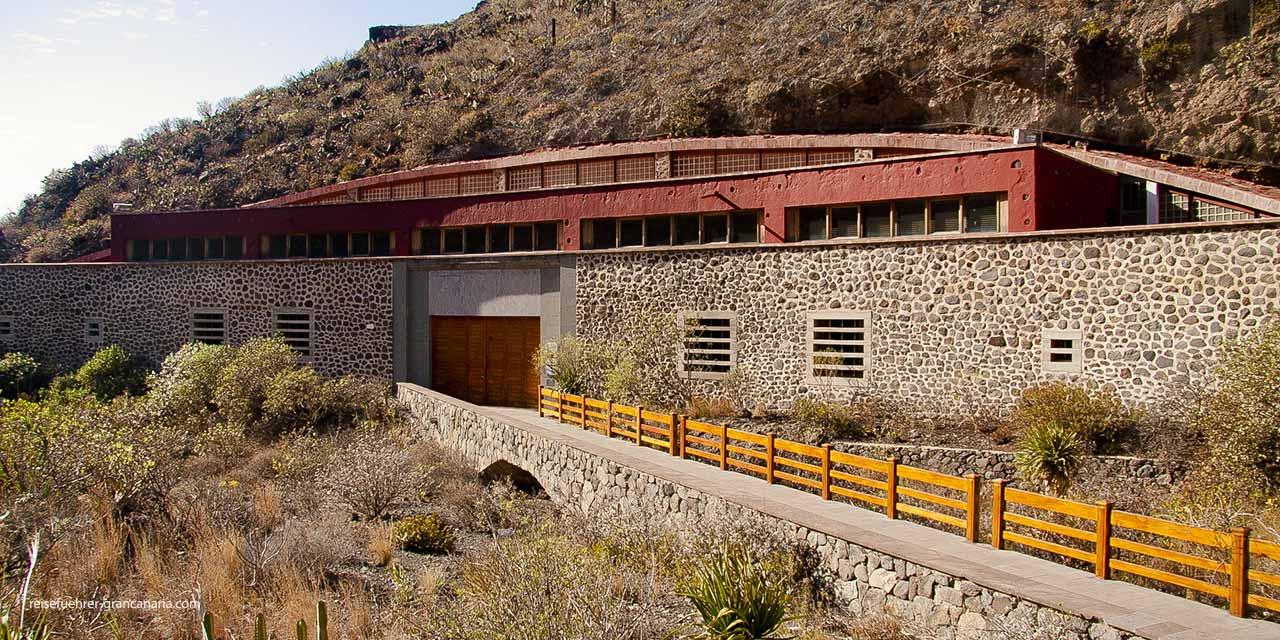 Das Museum im Barranco de Guayadeque