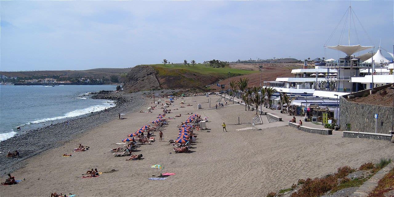 Strand Gran Canaria Meloneras