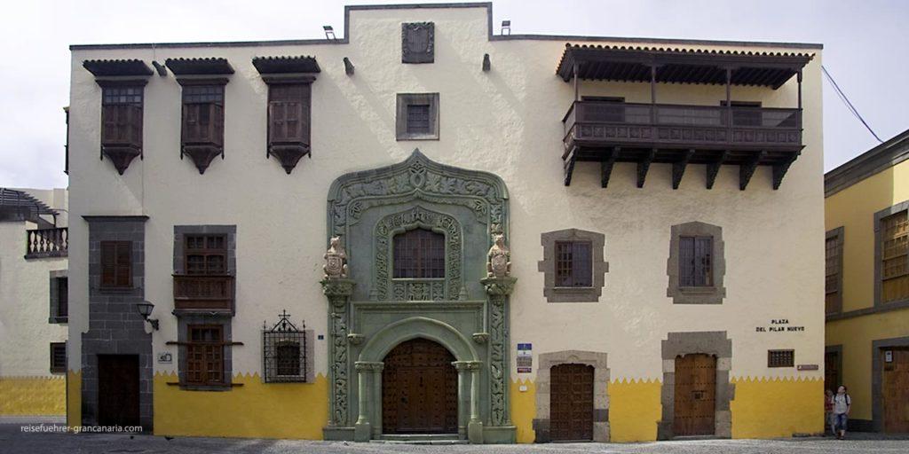 Las_Palmas_Gran_Canaria Kolumbusmuseum