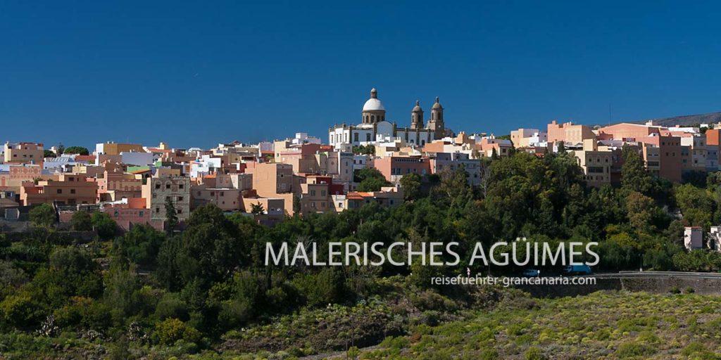 Malerisches Agüimes Gran Canaria