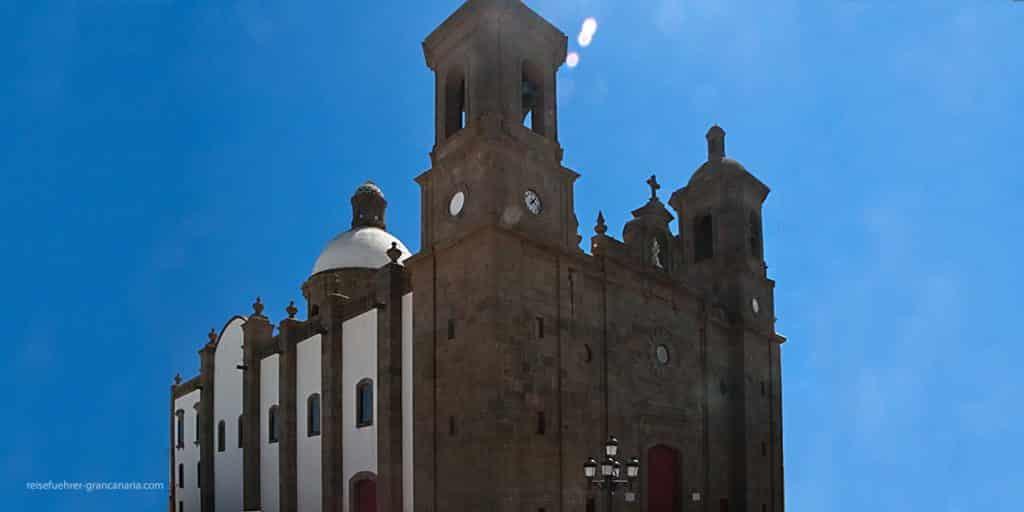 Kathedrale in Agüimes, Gran Canaria