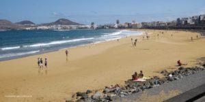 Las Canteras Strand, Las Palmas de Gran Canaria