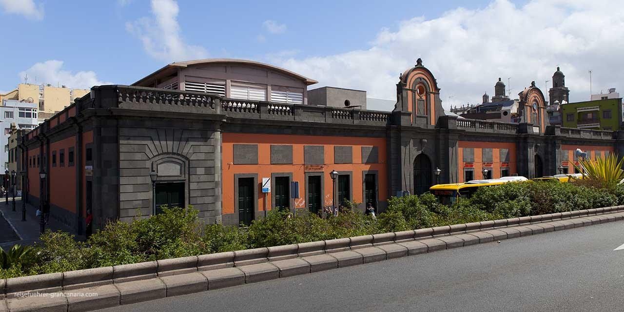Markthalle Mercado de Vegueta in Las Palmas