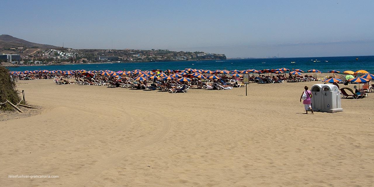 Impressionen von Playa del Ingles, Gran Canaria