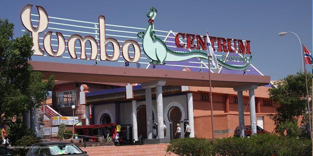 Einkaufszentrum Yumbo, Playa del Ingles