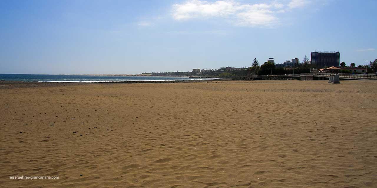 Strand San Agustin Gran Canaria