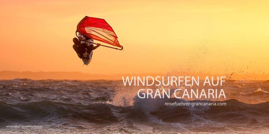 Windsurfen Gran Canaria