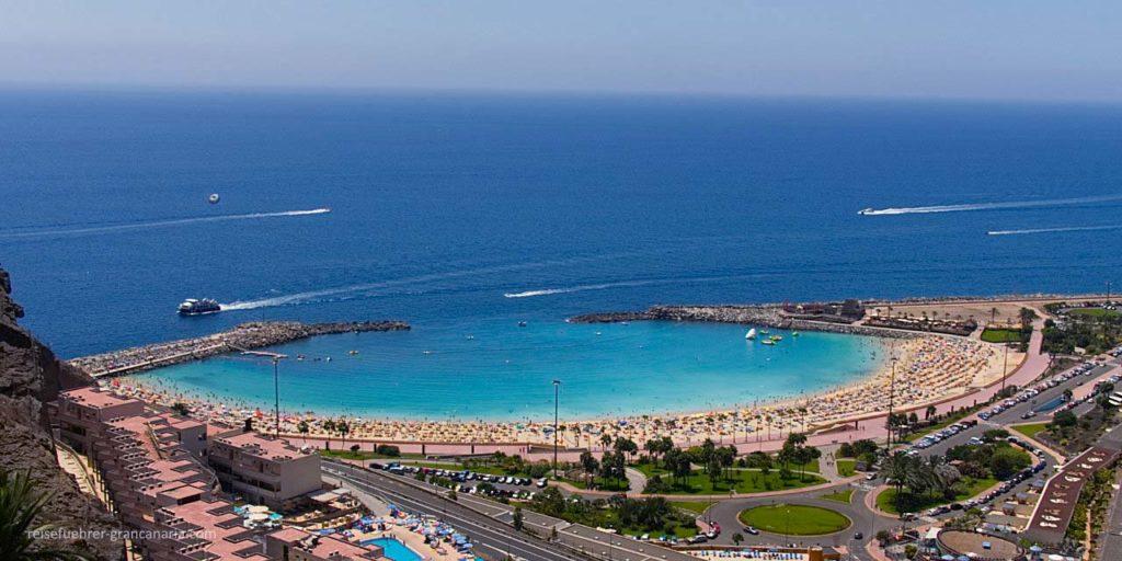Strand von Los Amadores, Gran Canaria
