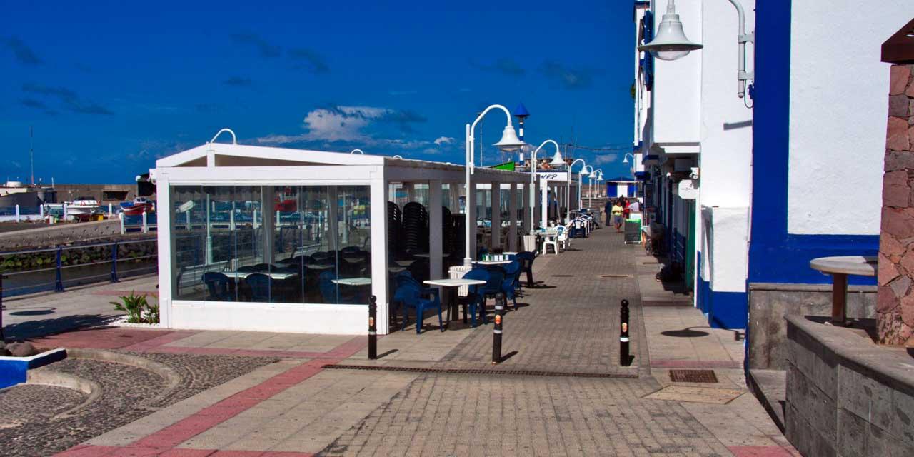 Promenade Puerto de las Nieves