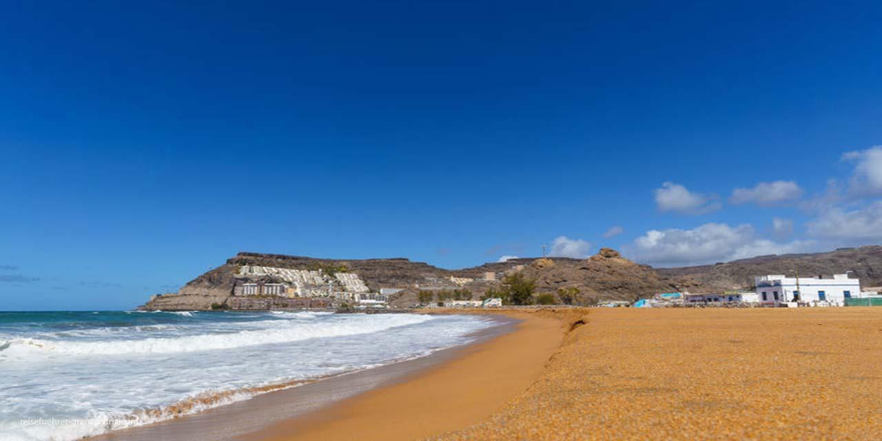 Playa de Tauro, Gran Canaria