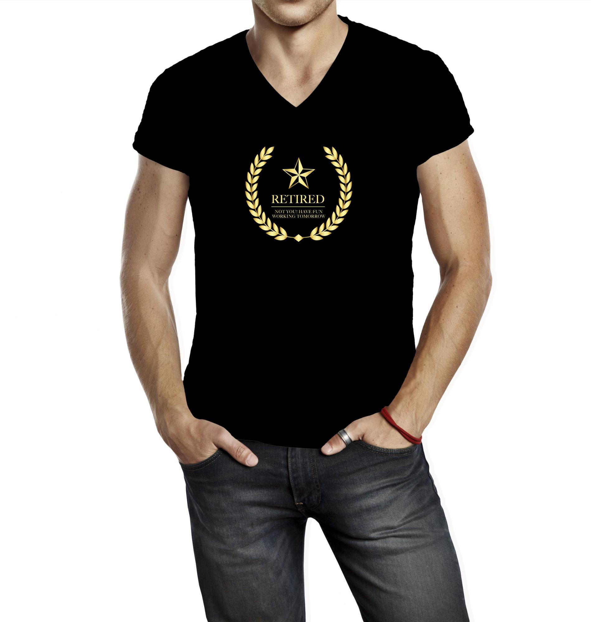 Rentner Shirt Retired Not you