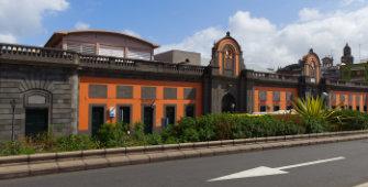 Mercado de Vegueta Gran Canaria